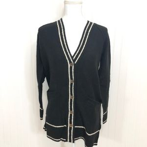 New $99 LUCKY BRAND Button Front Cardigan Size S